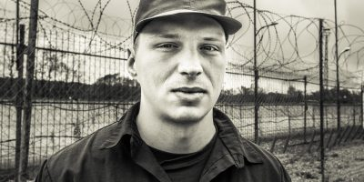 WHILE LOCKED UP FOR WEED IN A RUSSIAN JAIL, MUSIC PRODUCTION FREES HIS MIND